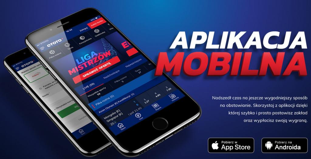 Aplikacja mobilna Etoto